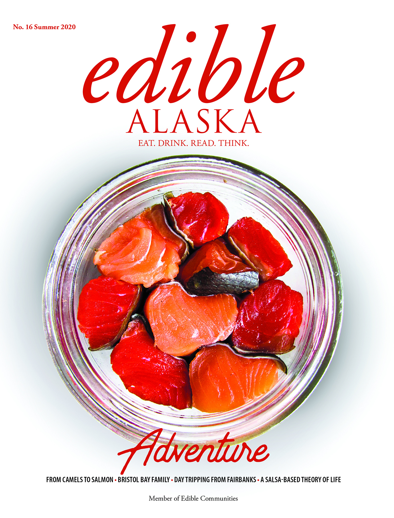 The Far Places – Edible Alaska