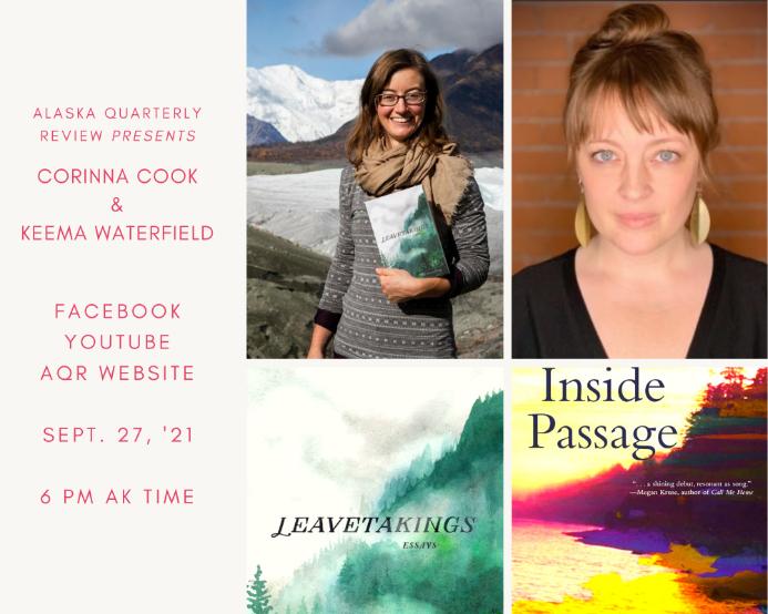 Pièces de Résistance – Alaska Quarterly Review Reading Series